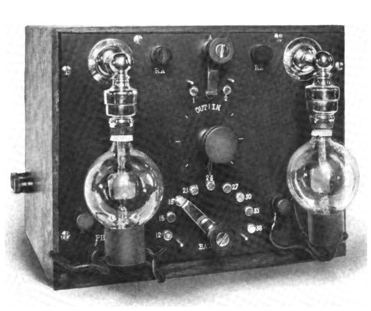 Audion Receiver